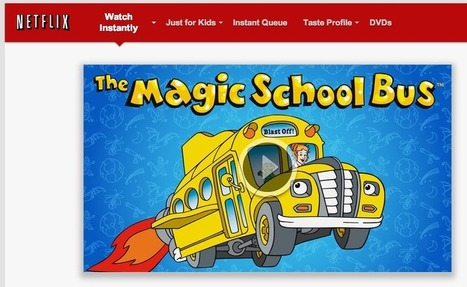 Netflix loads up on kids shows yet again with Scholastic deal | Animation Industry | Scoop.it