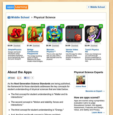 Appolicious creates education software discovery tool for kids | Curate Webpages | Scoop.it