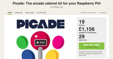 Kickstarter launches in the UK with hundreds of new projects ready for funding | Actualité des start-ups et de l' Entrepreneuriat sur le Web | Scoop.it