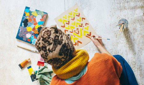 The Surprising Change That Unlocked My Creative Potential | Creative_me | Scoop.it
