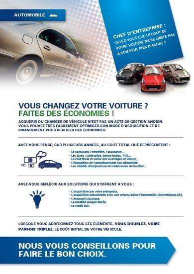 Acquisition d'un véhicule | Le Club de Gestion | Scoop.it