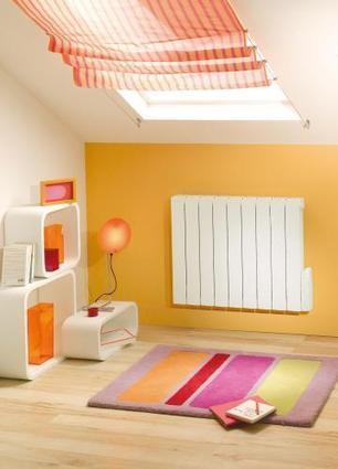 Un radiateur Acova pour vous changer votre hiver. | Kasavox | Kasavox » 1er réseau social de l'Habitat | Scoop.it