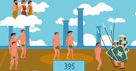 So einfach kapiert jeder, wie Olympia abläuft - Video | Angelika's German Magazine | Scoop.it