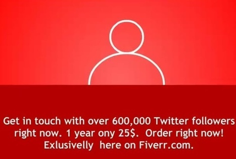 I will be your Twitter partner for up to 1 year for $20 on www.fiverr.com   24breakingnews.net   Scoop.it