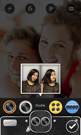 Remplacer l'application Appareil photo d'Android, Cymera | Digital Think | Scoop.it
