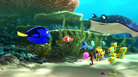 Science Spoiler Alert: Finding Dory | Deep Sea News | Soggy Science | Scoop.it