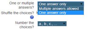Moodle quiz design -   elearning   Scoop.it