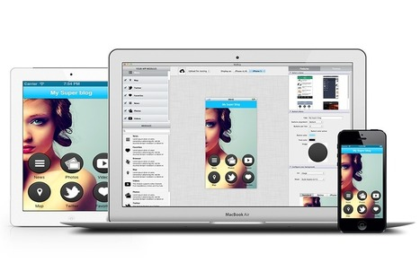 TapPublisher - TapPublisher | Web mobile - UI Design - Html5-CSS3 | Scoop.it