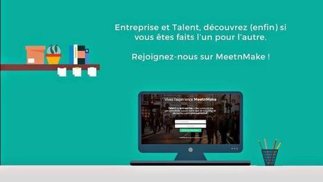 Cette start-up française va créer un véritable «Meetic de l'emploi» IMarine Rabreau | Entretiens Professionnels | Scoop.it