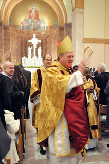 Archbishop Joseph W. Tobin is installed as the sixth archbishop of Indianapolis (December 7, 2012) | ArchIndy Catholic Identity | Scoop.it