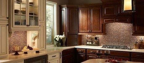 D&B Tile - Stunning Kitchen Tile Backsplash | D&B TILES | Scoop.it