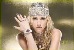 La montre de Ke$ha   Les montres de stars   Scoop.it