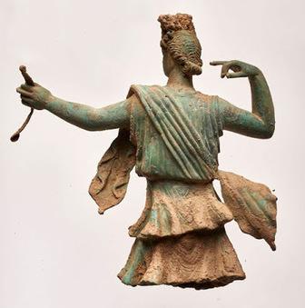 The Archaeology News Network: Statues depicting Artemis and Apollo found in Crete | Centro de Estudios Artísticos Elba | Scoop.it