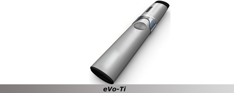 Quit Smoking Electronic Cigarette eVo-Ti e-cigarette_Shenzhen Jufren Technology Co., Ltd   Jufren Technology   Scoop.it