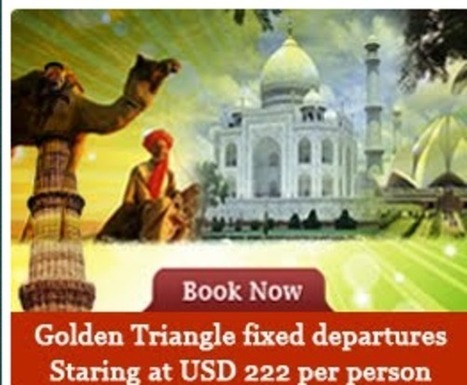 Golden Triangle Tour Operator | Golden Triangle Tour operator | Scoop.it