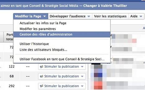 Conseils pour gérer votre Page Facebook | Outils et  innovations pour mieux trouver, gérer et diffuser l'information | Scoop.it