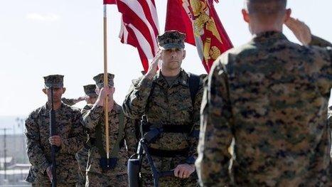 Marine with robotic leg braces gets Bronze Star | Tom Cruise Edge of Tomorrow movie review | Scoop.it