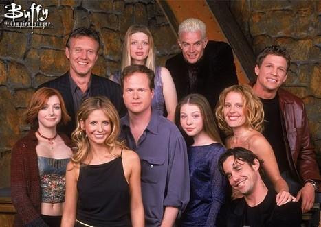 La bibliothèque dans Buffy contre les vampires: grimoires et merveilles   bib en séries   Scoop.it