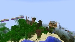 Awesome Jump Map II: Trolls Need Mom   Minecraft Mods   Scoop.it