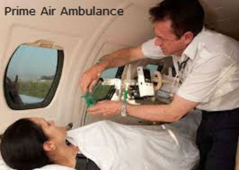 Tips To Calculate Price of Air Ambulance Transportation | Prime Air Ambulance Services | Scoop.it
