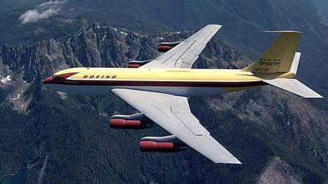 Boeing 707: The aircraft that changed the way we fly | Business Innovation | Scoop.it