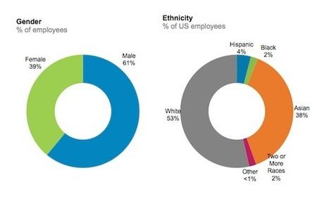 LinkedIn's Workforce Diversity | LQ - Mauricie | Scoop.it