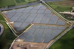 des piles rechargeables pour vos toits photovoltaïques | Renewables Energy | Scoop.it