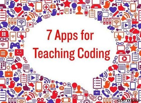 7 Apps for Teaching Children Coding Skills | COMPUTATIONAL THINKING and CYBERLEARNING | Scoop.it