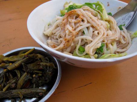 Vegetarian Survival Guide to Burma | The Blog's Revue by OlivierSC | Scoop.it