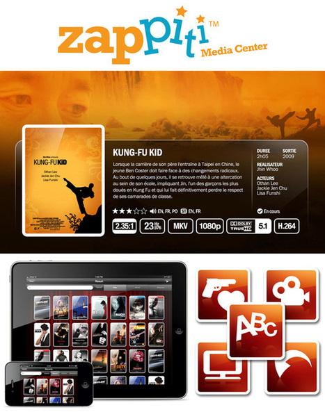 Zappiti : un logiciel media center pour gérer votre bibliothèque de films | BiblioLivre | Scoop.it