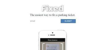 Fixed - Dispute parking tickets with this app | Fixed App News | Scoop.it