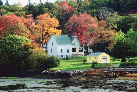 The Undue Fear of Missing Peak Foliage in New England | The Miracle of Fall | Scoop.it