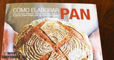 Cómo elaborar pan de Emmanuel Hadjiandreou - Gastronomía & Cía   Horno de Pan   Scoop.it