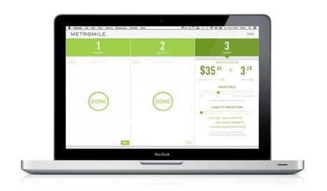 Take that, Geico caveman: MetroMile remakes car insurance with data | Informatiemanagement | Scoop.it
