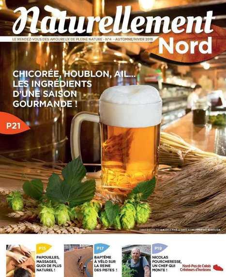 Naturellement Nord - automne hiver 2015 | Gastronomie Nord-Pas de Calais | Scoop.it