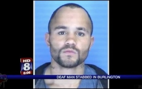 Goon Stabs Deaf Man When Sign Language Mistaken For Gang Signs! | Sign Language | Scoop.it