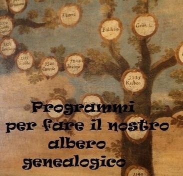 Programmi per fare il nostro albero genealogico - businessandtech.com | Genealogia | Scoop.it