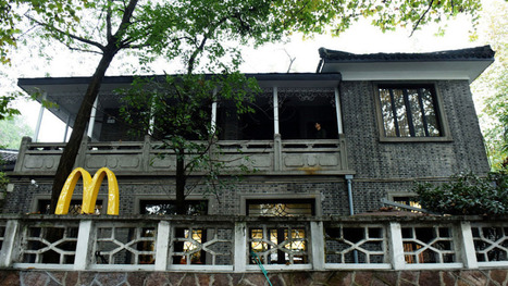 Former Taiwan president's China home becomes a McDonald's cafe | NIC: Network, Information, and Computer | Scoop.it
