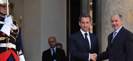 Libye : Nicolas Sarkozy arrivé à Tripoli, si vite... | Actualités Afrique | Scoop.it