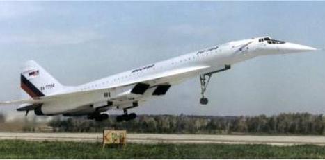 La Russie planche sur un jet privé supersonique! Le retour de | Biotech, hightech & innovation | Scoop.it