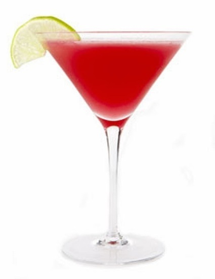 Cosmopolitan Cocktail Recipe - How to Make a Cosmopolitan Cocktail | How to Make Cocktail Drinks | How to Make Mixed Cocktail Drinks | Scoop.it