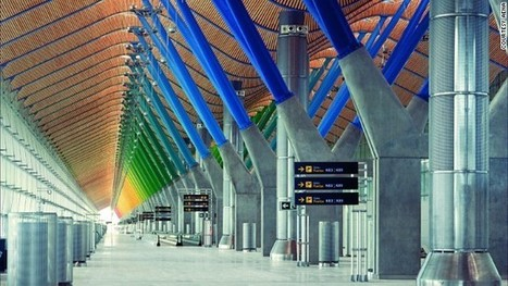 Airports where the architecture soars | Architecture et Urbanisme - L'information sur la Construction Paris - IDF & Grandes Métropoles | Scoop.it