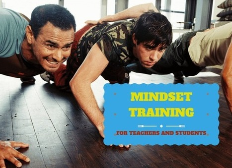 Mindset Training For Students | Middle School Education | Scoop.it
