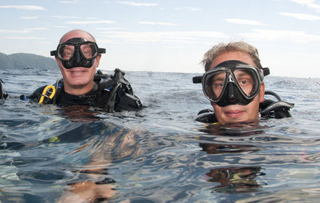 To Dive or Not To Dive: Considerations for Older Scuba Divers   All about water, the oceans, environmental issues   Scoop.it