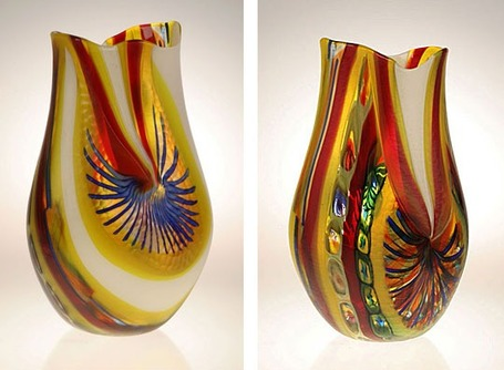 Hanson Galleries Showcases Murano Glass For The Month Of July | Venetian Glass Home of Authentic Murano Glass | Scoop.it