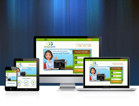 Responsive Web Design - Attractive Responsive Design   GenSofts.net   web designing   Scoop.it