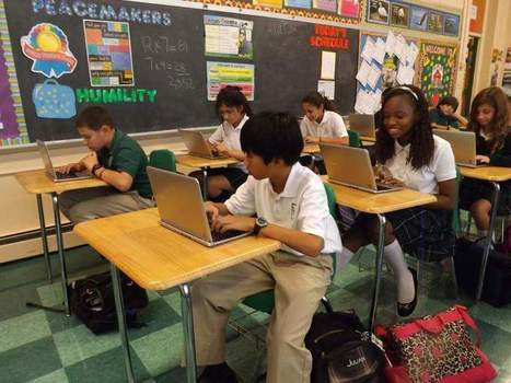 St. Bartholomew's Academy finds new ways to enhance student learning - MyCentralJersey.com | Technology and Teaching | Scoop.it