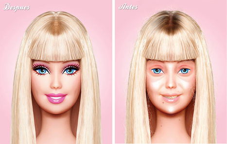 Barbie Without Makeup | QUEERWORLD! | Scoop.it