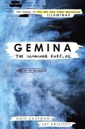 Book Review: GEMINA, the sequel to ILLUMINAE, by Amie Kaufman and Jay Kristoff, reviewed by teen reviewer Lexi — @TLT16 Teen Librarian Toolbox   Young Adult Novels   Scoop.it