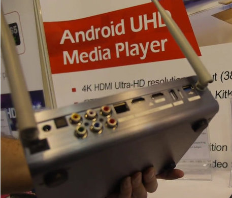 Upcoming MeLe and Egreat A-Series 4K Android Media Players to Feature Realtek RTD1195 SoC | Embedded Systems News | Scoop.it
